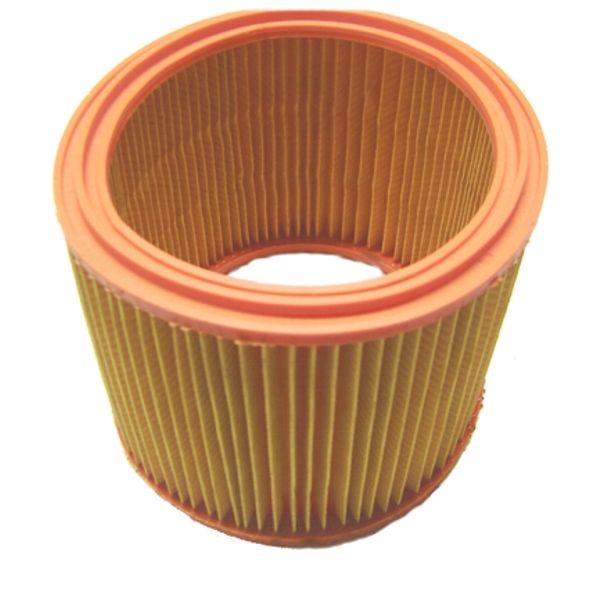 Filtro Permanente de Papel sanfonado para aspirador - Electrolux / WAP