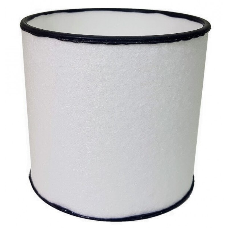 Filtro Permanente de polipropileno extratora carpet cleaner WAP
