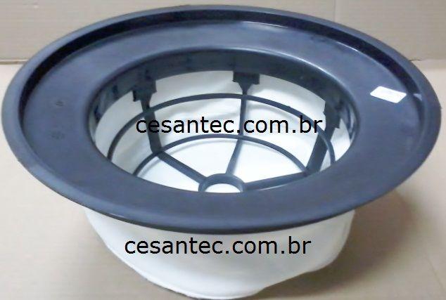Filtro poliester Completo 35 a 50 litros - IPC / Soteco / Rotterman