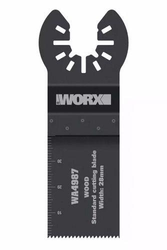 Lamina de corte 40 x 28 mm - WA4987 - Worx