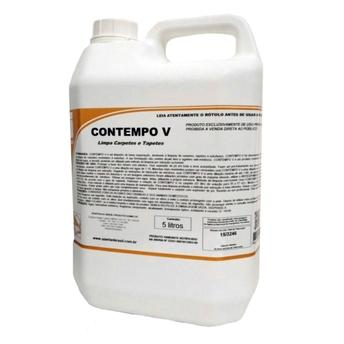 Limpador Neutro de Carpete e Estofados - CONTEMPO V - Spartan
