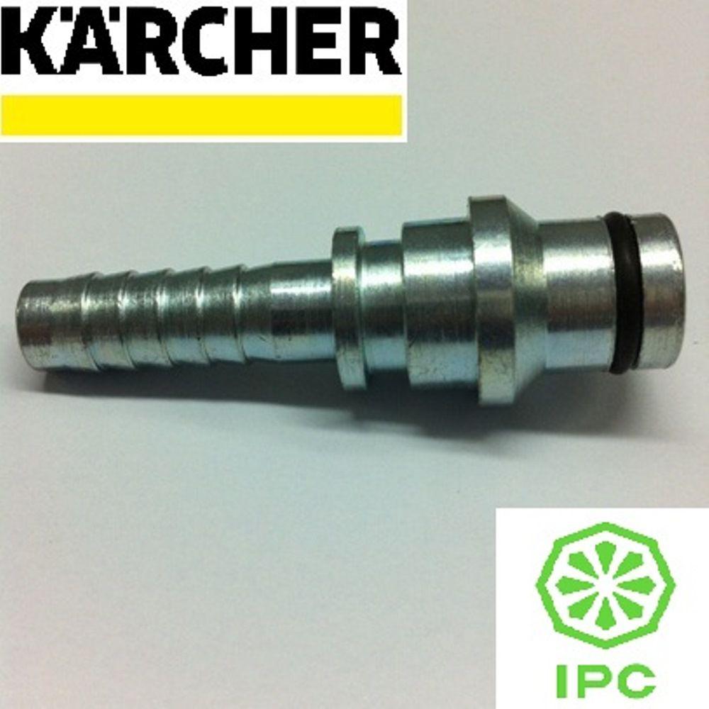 Terminal prof. 3/8 - aço - Karcher - 9004