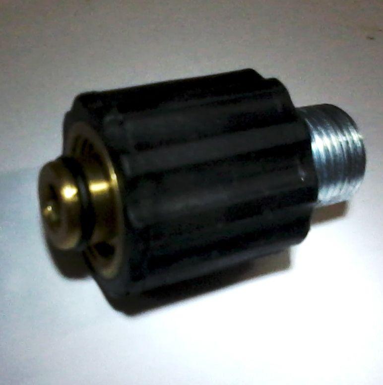 Troca rapida para lavadora de alta pressão 9100  M21