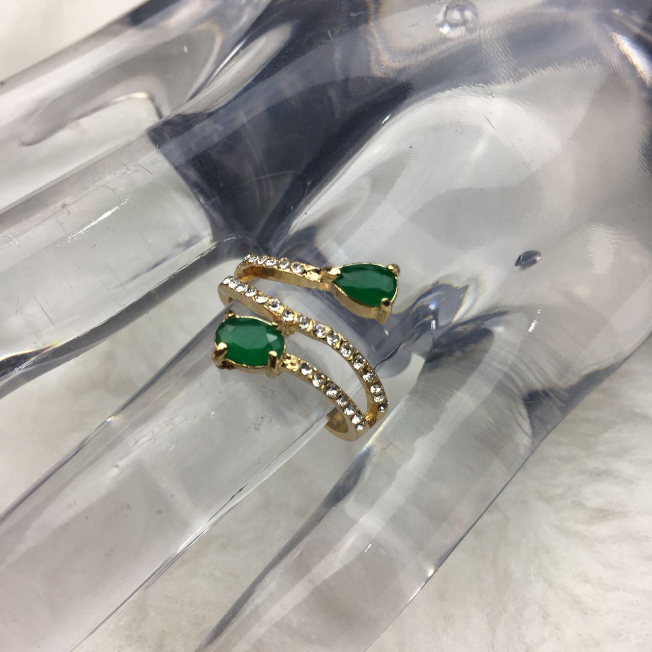 a0f455415e1 brincos maxi brincos maxi brinco fio de ouro pedrarias cristal ...