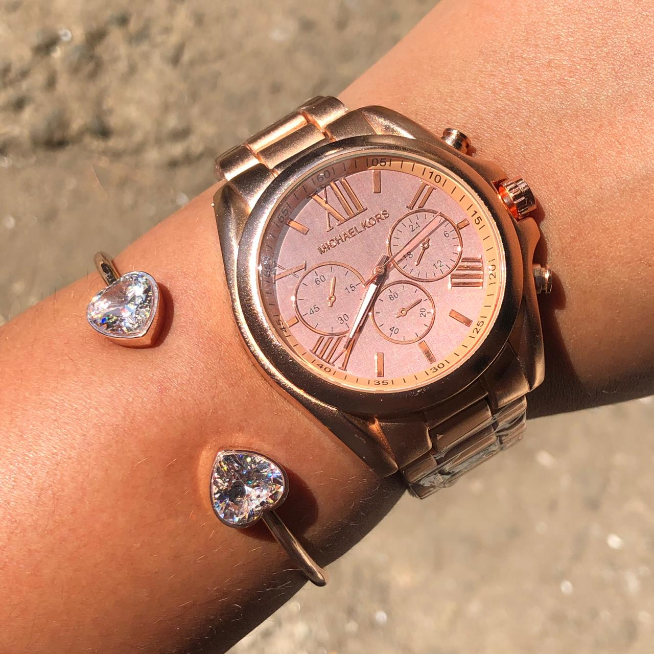486cfc10e34 relogios relogio feminino rose fosco pedrarias de strass pulseira delicada  - Busca na Diamante Rosa Shop Atacado de Bijuterias e Acessórios Feminino