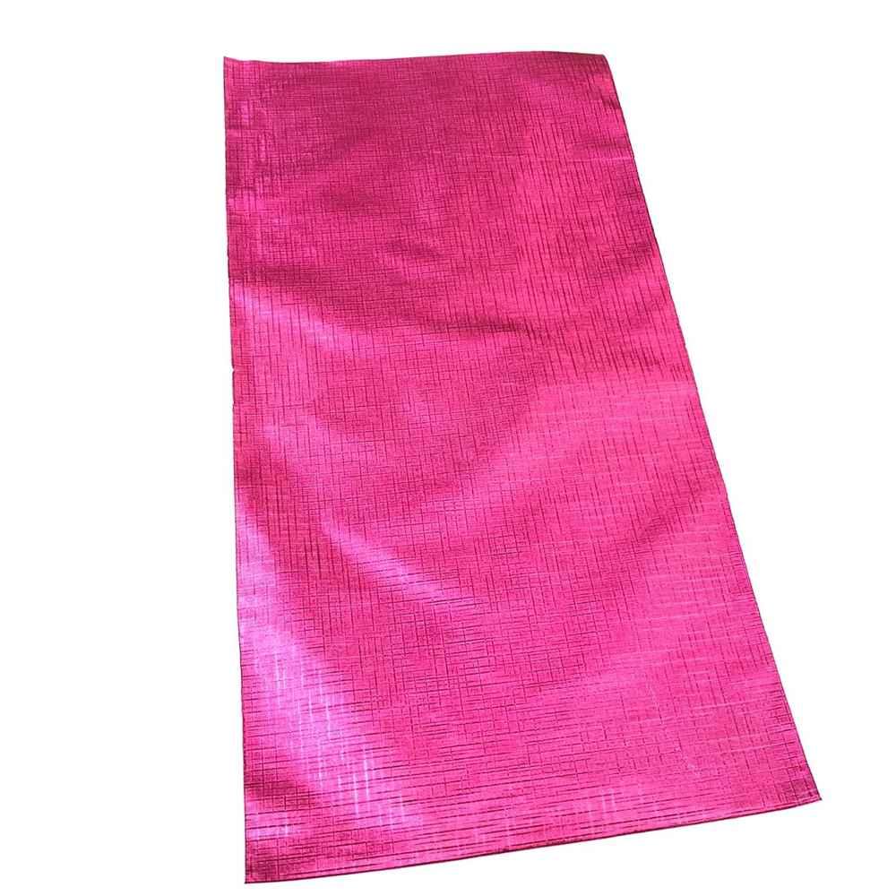 Saquinho de Presente Embalagem para Presente 10 Und - Texturizado Soft Touch 15x29cm - Rosa Pink
