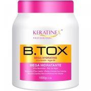 Botox Capilar Keratinex Redução De Volume 1kg
