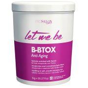 Botox Capilar Let Me Be Anti-aging 1kg