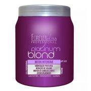 Botox Matizador 1kg Platinum Blond Forever Liss