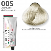 COLORAÇÃO ITALLIAN COLOR 60G ACENTUADOR DE CLAREAMENTO (00S)