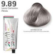 COLORAÇÃO ITALLIAN COLOR 60G LOURO CLARÍSSIMO PÉROLA 9.89
