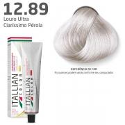 COLORAÇÃO ITALLIAN COLOR 60G LOURO ULTRA CLARÍSSIMO 12.89