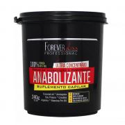 Creme Anabolizante 950g Forever Liss - Fortalece O Cabelo