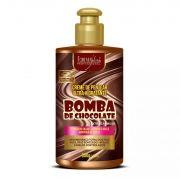 Creme De Pentear Bomba De Chocolate 300g Forever Liss