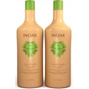 Inoar Kit Macadâmia Oil Premium (shamp +  Condic) 1000ml