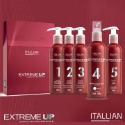 Kit Extreme-up Hair Clinic Itallian Com 5 Itens