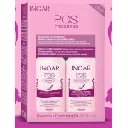 Kit Pós Progress Inoar (shampoo E Condicionador) 250ml