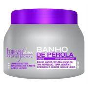 Máscara Banho De Pérola Forever Liss 250g Blond