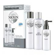Nioxin Trial Kit Sistema 1 - Shampoo + Condicionador + Leave-in
