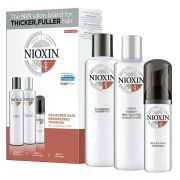 Nioxin Trial Kit Sistema 4 - Shampoo + Condicionador + Leave-in