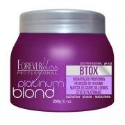 Platinum Blond Botox Matizador 250g Forever Liss