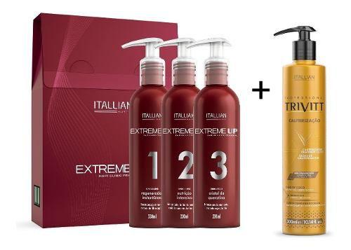 Extreme-up Hair Clinic Professional + Cauterização