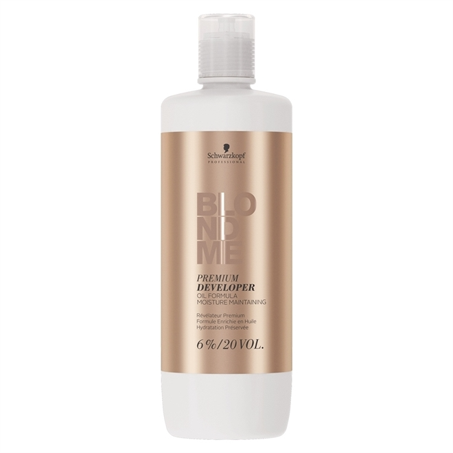 Blond Me Oxidante Premium 20vol - 6% 1000ml