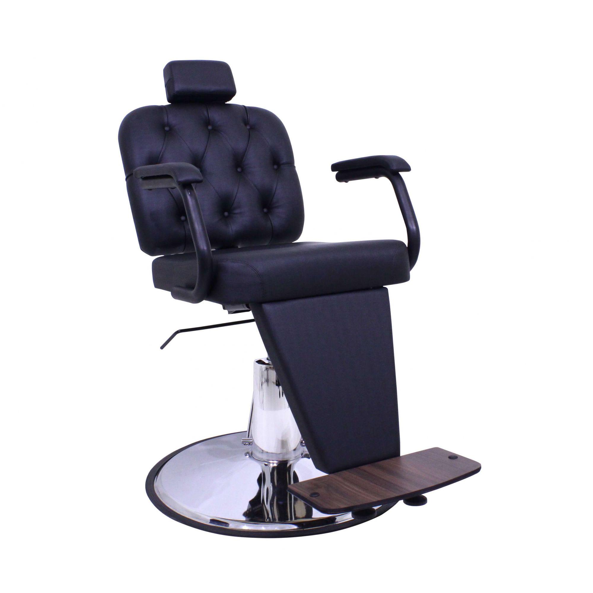 Cadeira Barbeiro Barber Boss - Kixiki