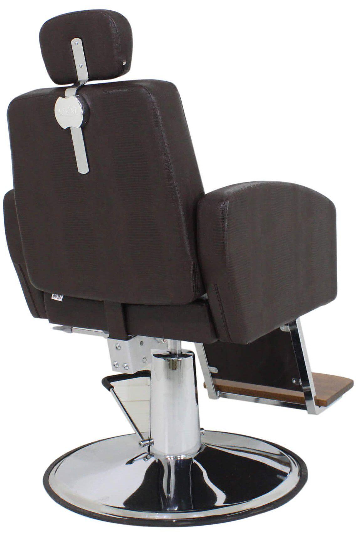 Cadeira Barbeiro Montana Kixiki