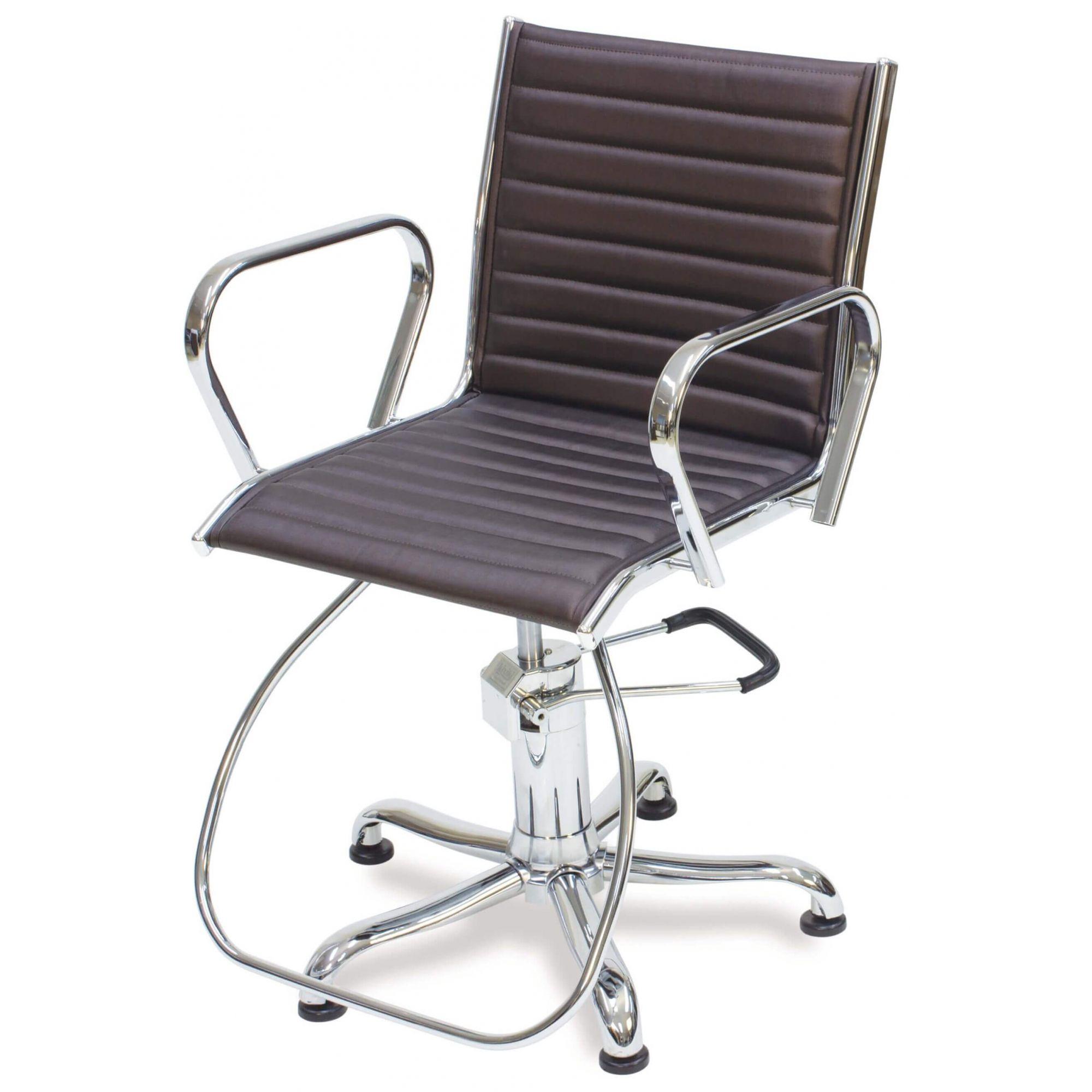 Cadeira Encosto Fixo Sem Cabeçote - Atenas Kixiki