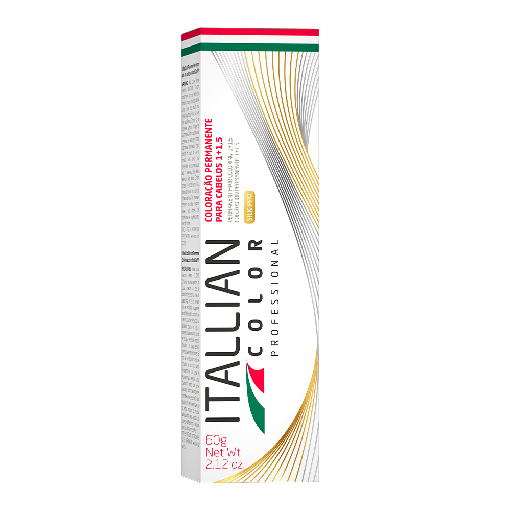 COLORAÇÃO ITALLIAN COLOR 60G MARSALA PLUS 6.26