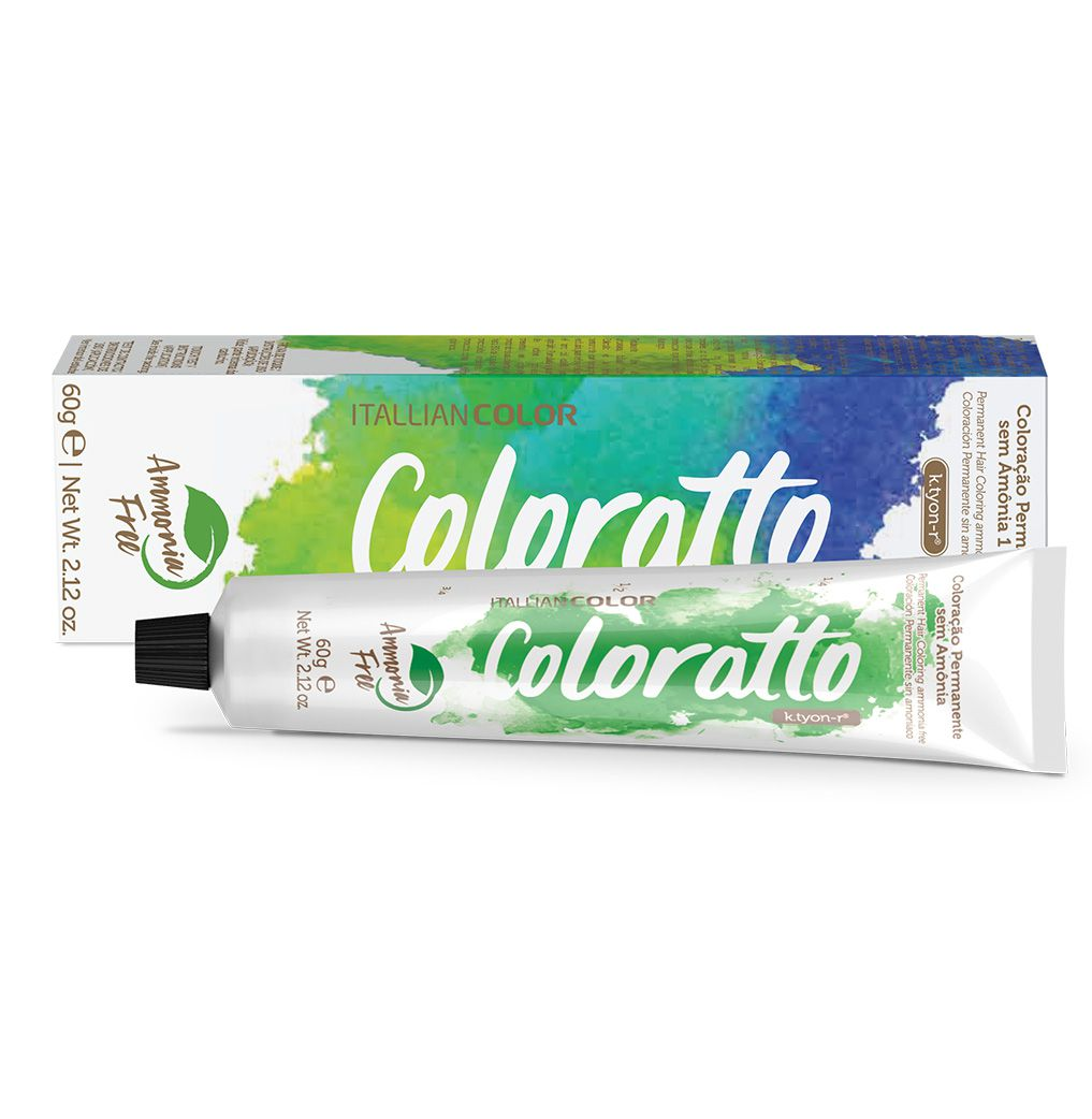 Coloração Sem Amônia Coloratto 60g