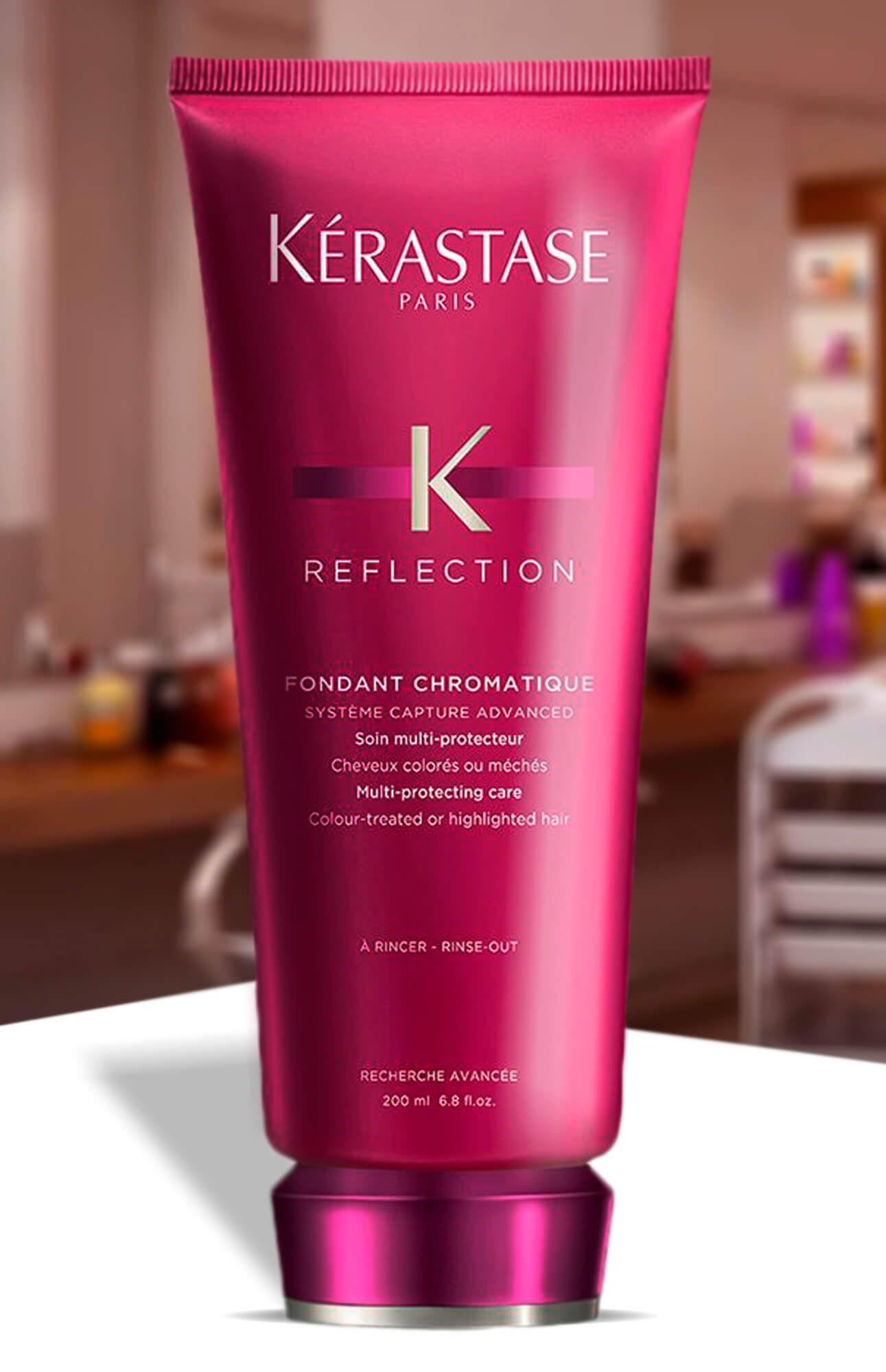 Condicionador Kérastase Reflection Chromatique Fondant 200ml