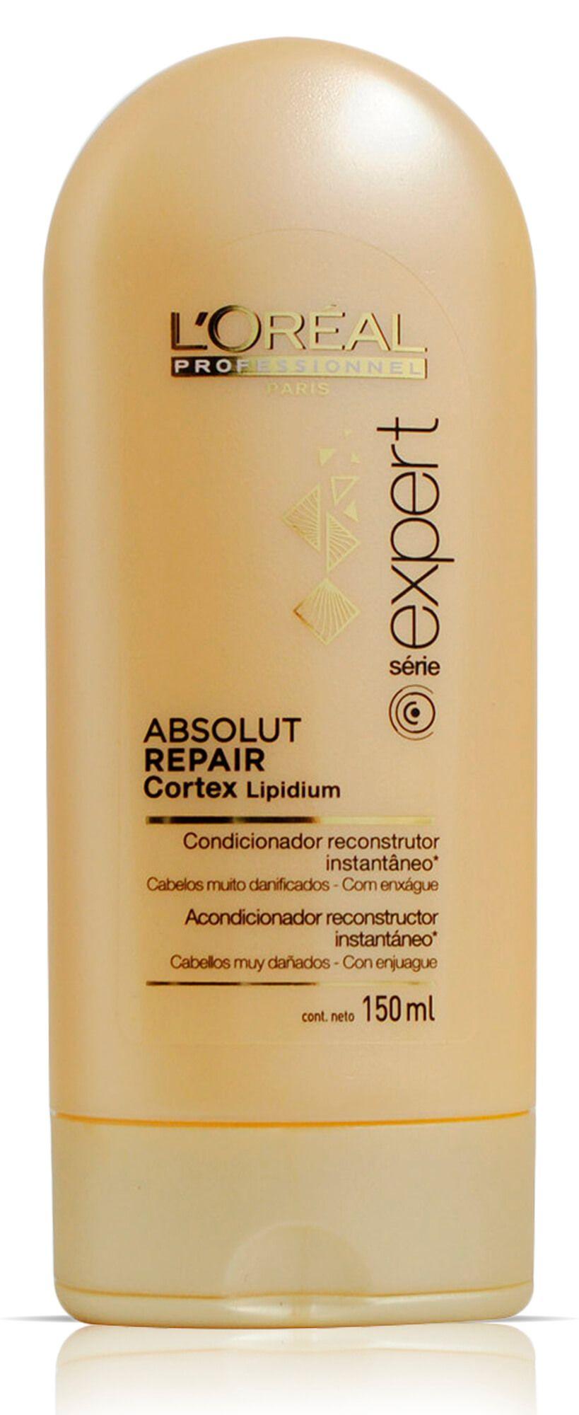 Condicionador L'oréal Absolut Repair Cortex Lipidium - 150ml