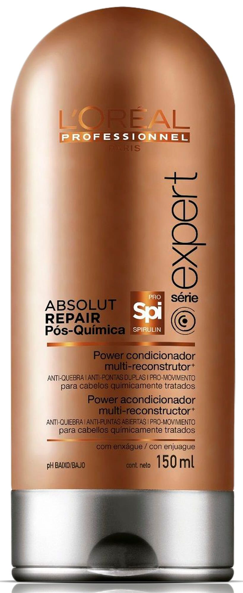 Condicionador L'oréal Absolut Repair Pós-química - 150ml