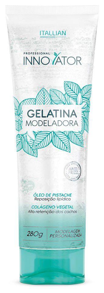 Gelatina Modeladora Itallian Innovator 280 G