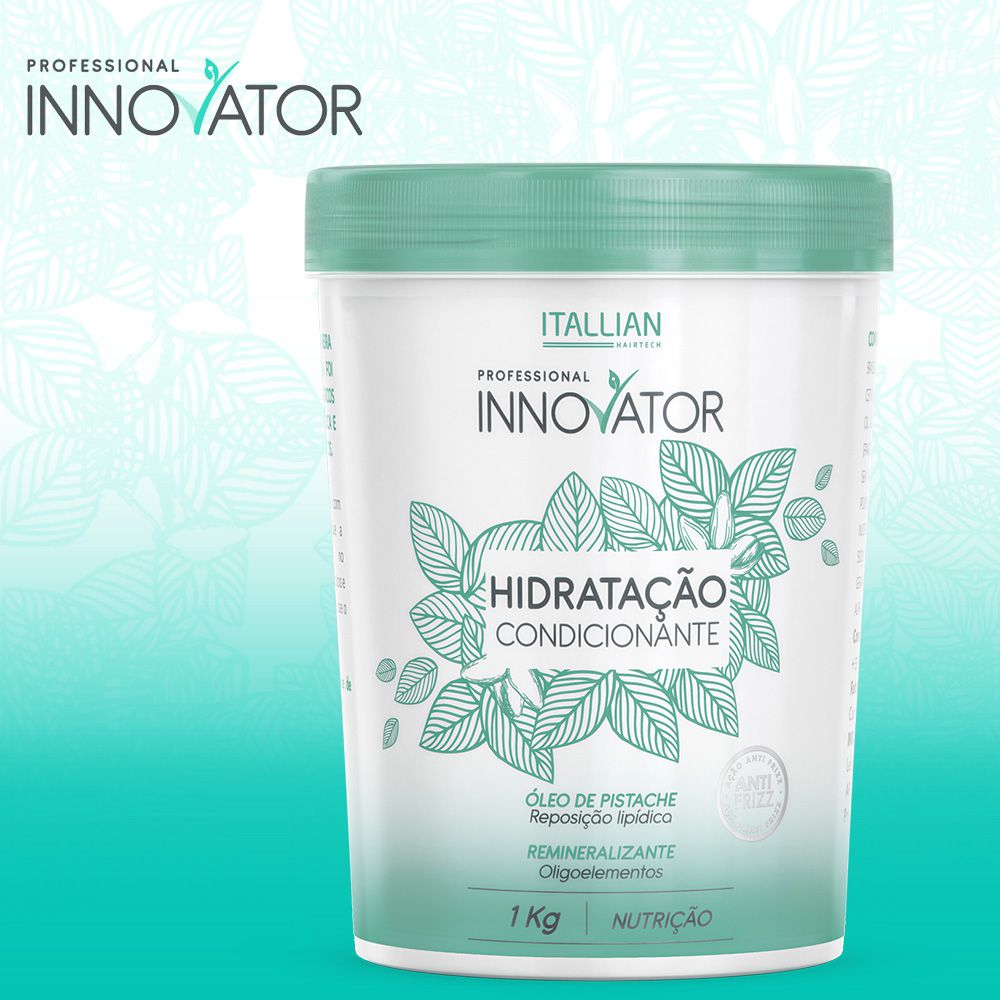 Hidratação Condicionante 1kg Professional Itallian Innovator