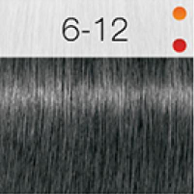 Igora Royal Coloração 60ml 6-12  ESCURO CINZA FUME
