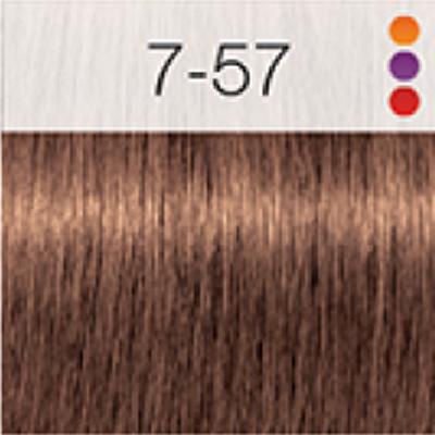 Igora Royal Coloração 60ml 7-57 LOURO MEDIO DOURADO ACOBREADO