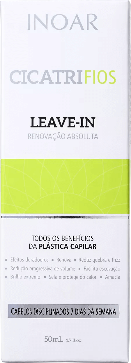 Inoar leave-in Cicatrifios 50ml