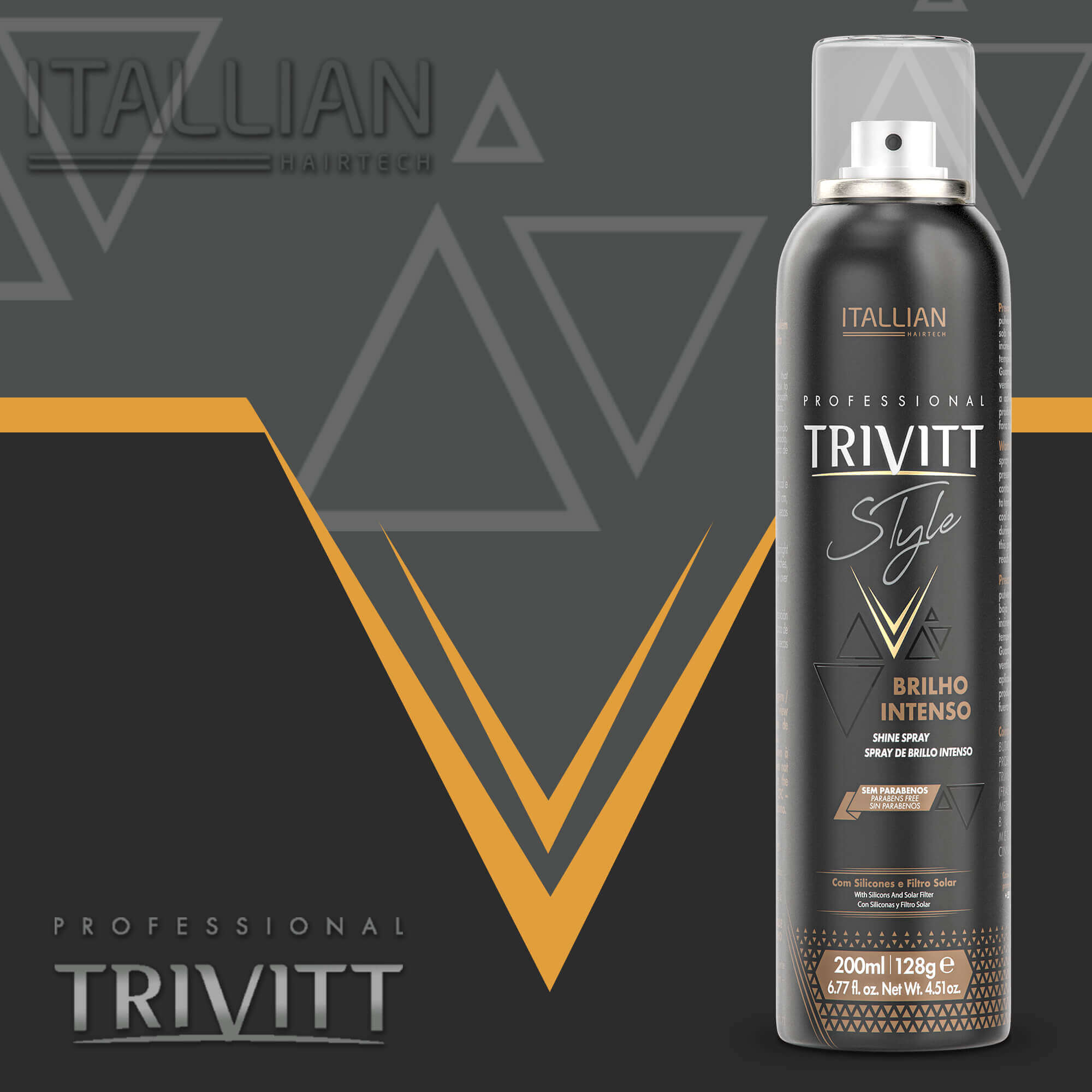 Itallian Trivitt Brilho Intenso 200ml