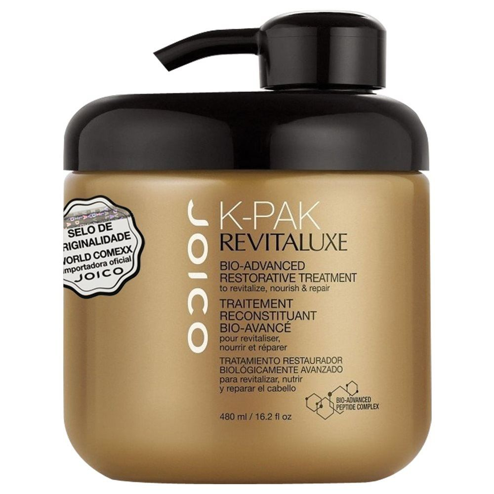 Joico K Pak Revitaluxe - Máscara Reconstrutora 480 ml