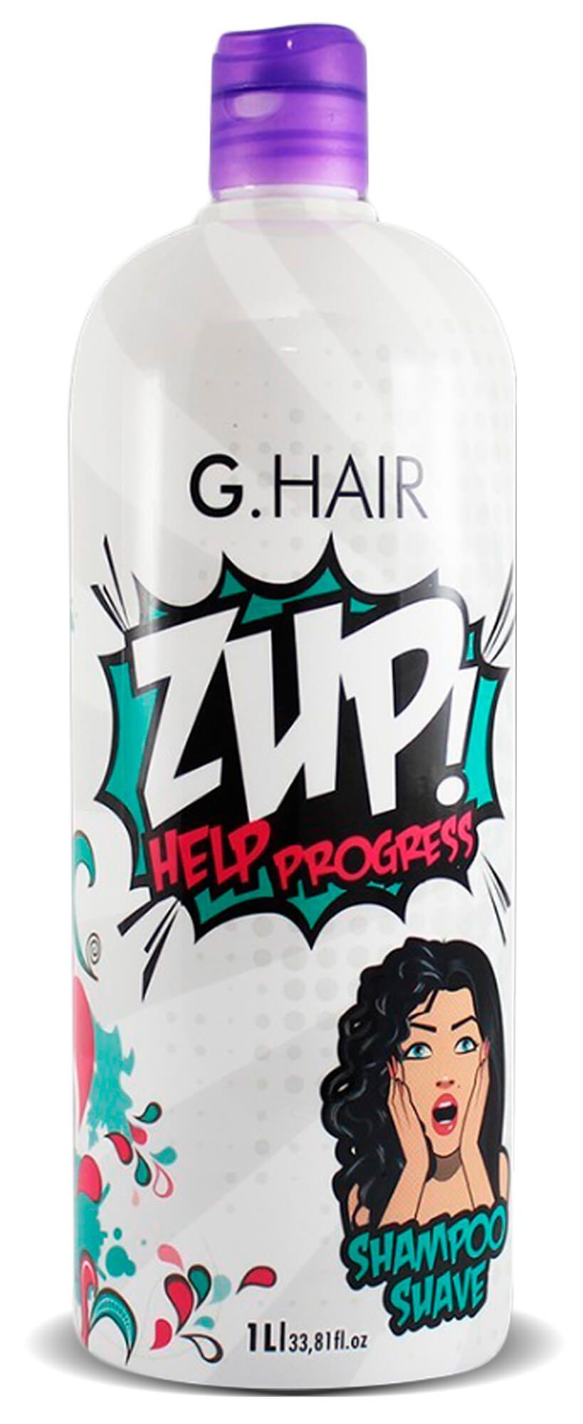 Kit Anti-volume Zup Help Progress G.hair