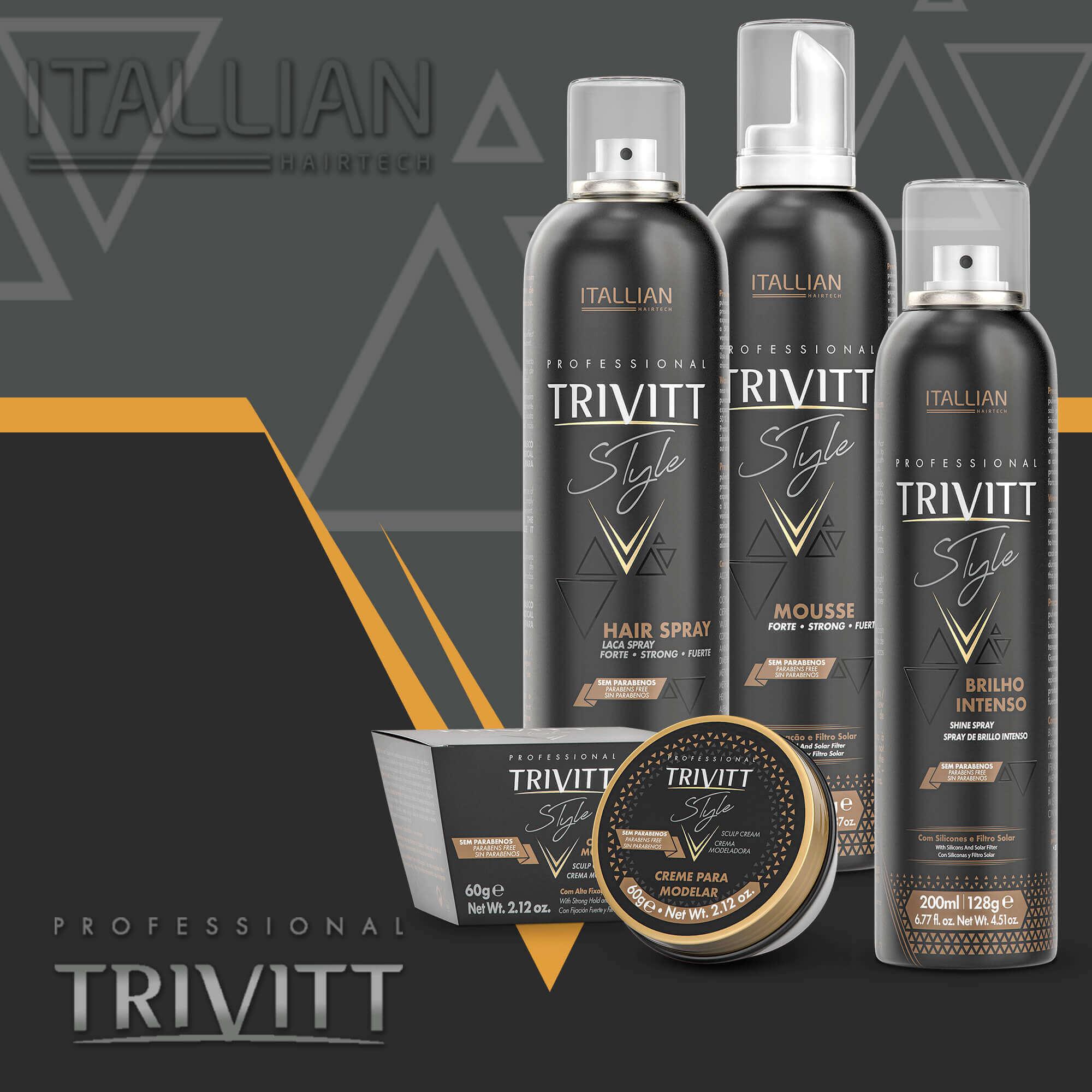 Kit Finalidadores Itallian Trivitt