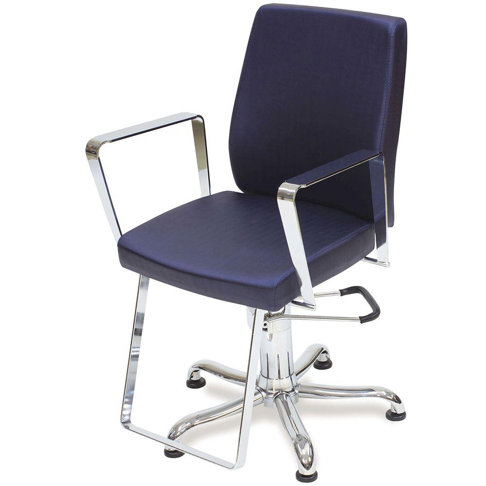 Kixiki - Cadeira Croma Sem Cabeçote e Com Encosto Fixo