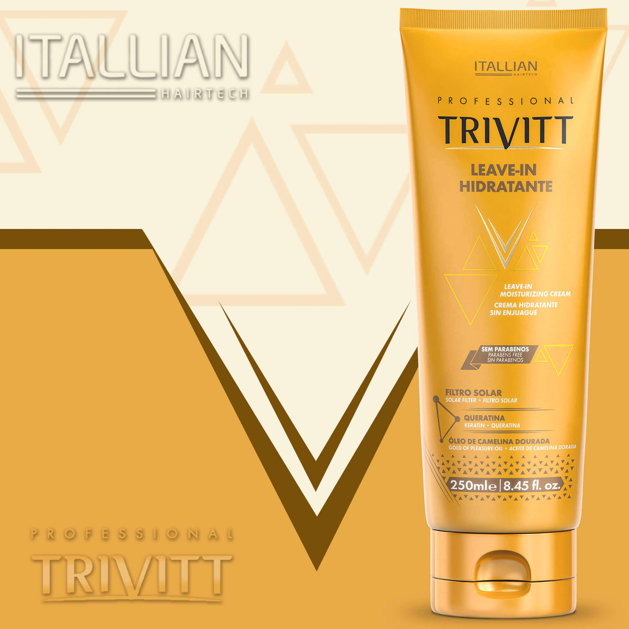 Leave-in Hidratante Itallian Trivitt - 250ml
