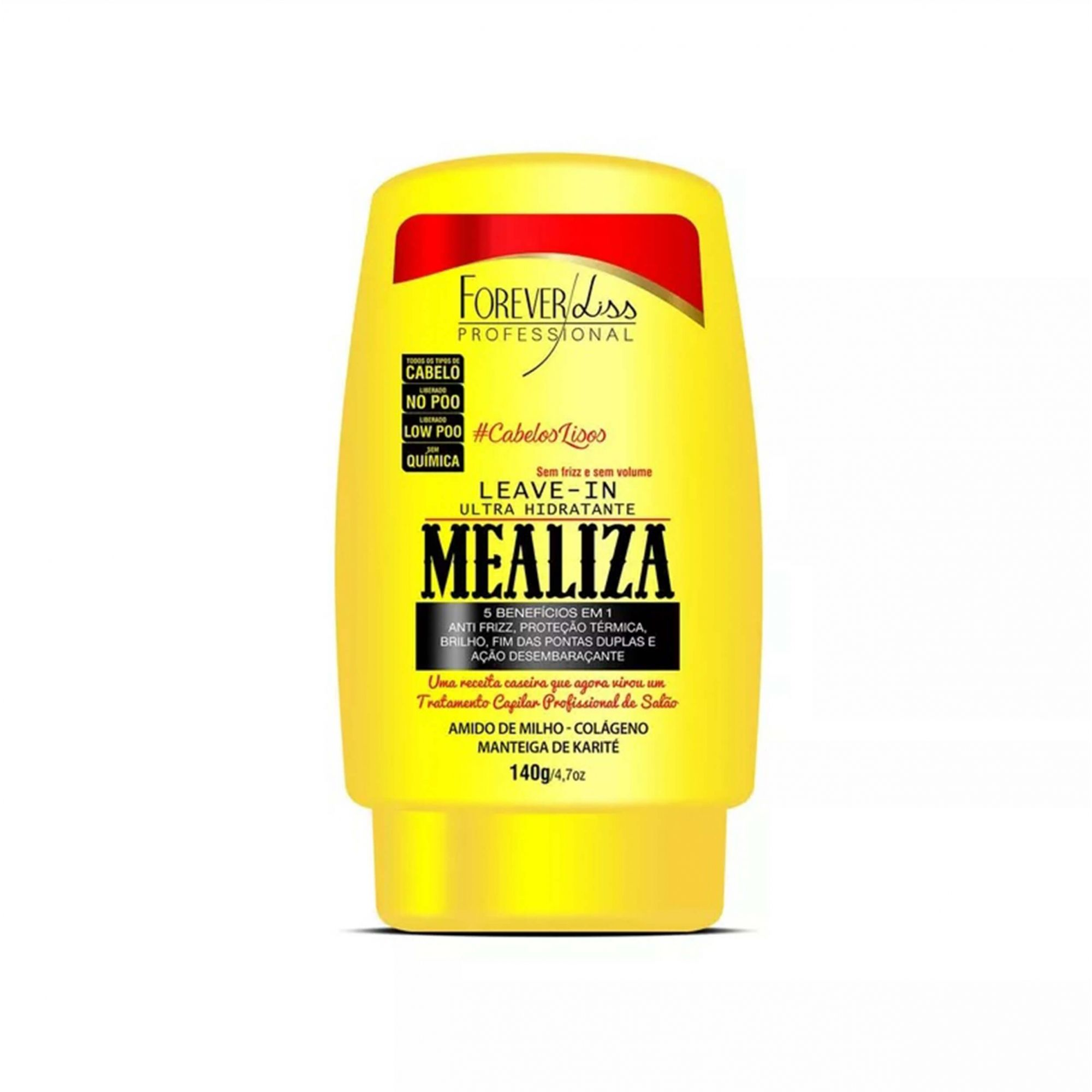 Leave-in Mealiza Forever Liss - 140g