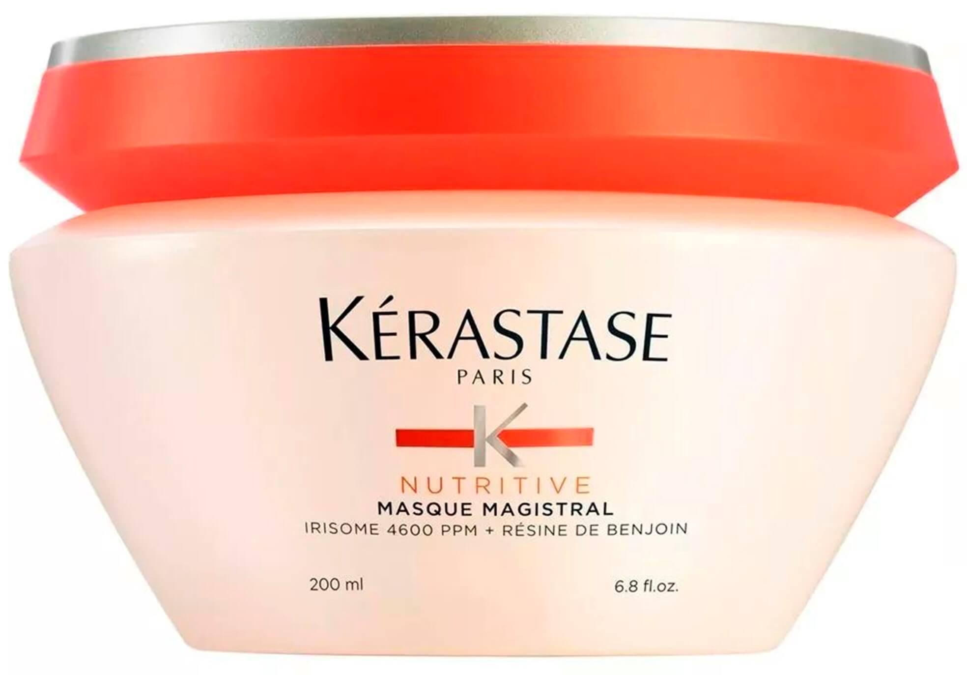 Máscara De Nutrição Kérastase Nutritive Magistral - 200ml