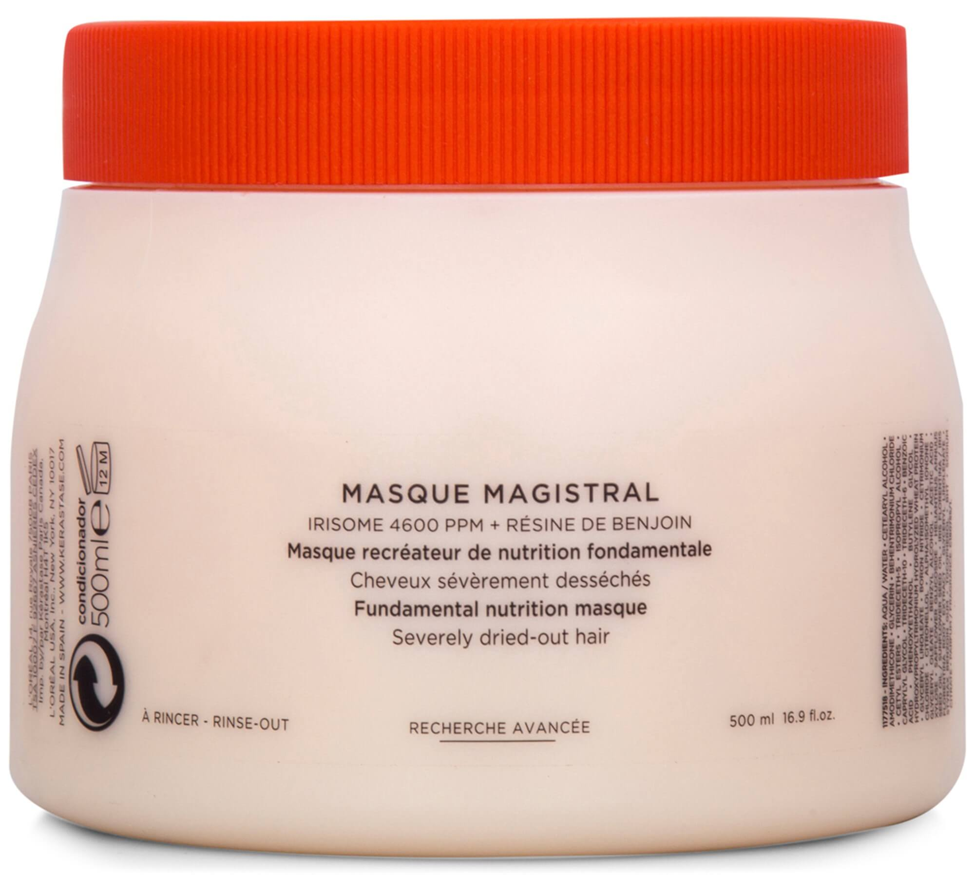 Máscara De Nutrição Kerastase Nutritive Magistral - 500ml