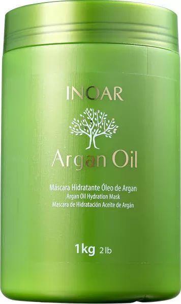 Máscara Inoar Argan Oil System 1000g